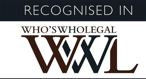 Studio Legale Pasqualini Salsa è membro di who's who legal